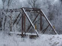 old country bridge rural Protivin
