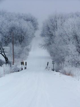 Protivin hoar frost