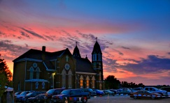 St. Lukes Church was the backdrop of festivities at St. Lucas Fun Days last weekend.e
