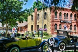 cars-lined-up-outside-clocks-museum