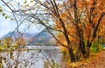 Fall in Northeast Iowa-Mississippi River backwaters JM
