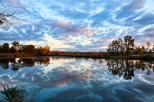 Necedah, Wisconsin fall sunrisejm