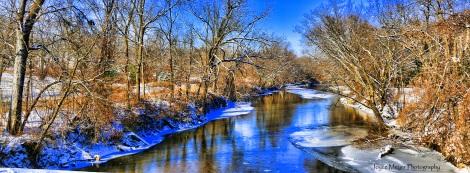Turkey River in Spillvillejm