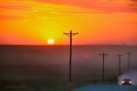 dusty sunset jm