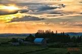 sunset farm Winn Co lite